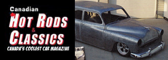 What's In Your Garage - Canadian Hot Rod Classics Article